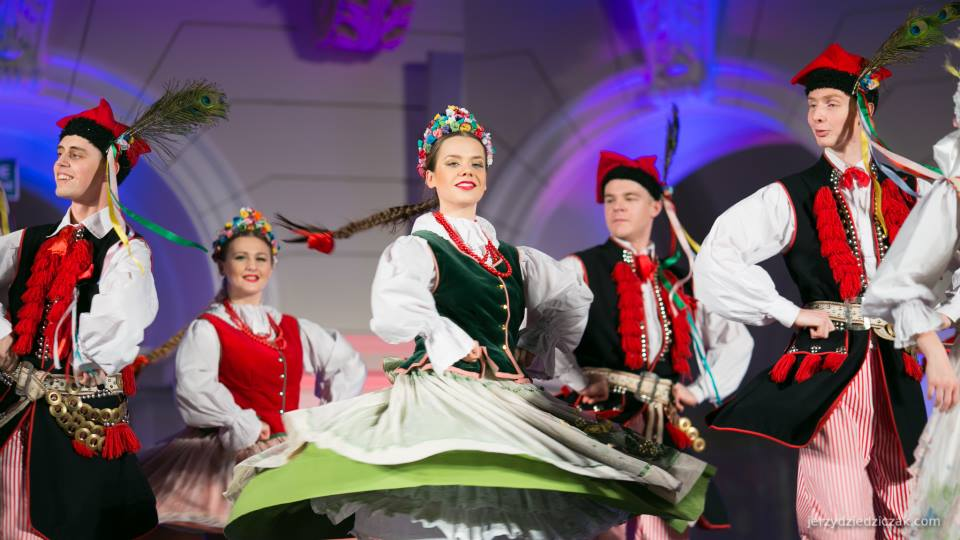 Folkmoot 2016: Polish song and dance ensemble!