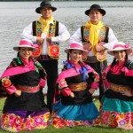 Folkmoot USA dancers