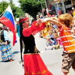 Happy Father's Day: Father of Folkmoot