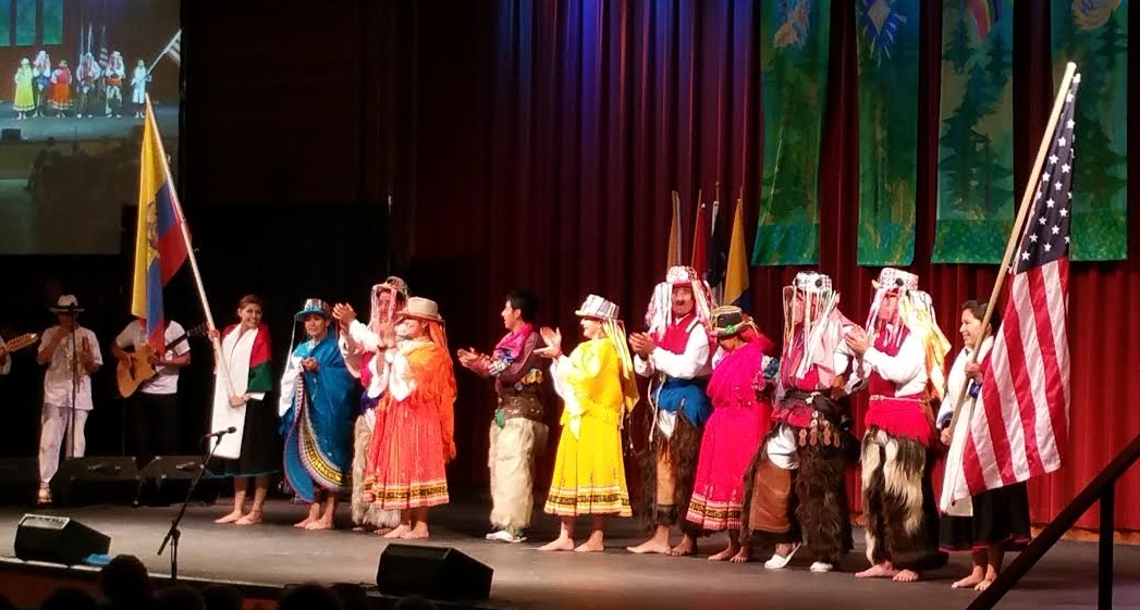 Folkmoot Summer 2015 images remain forever!