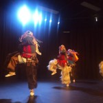 "Say, ""hello,"" in Spanish - Folkmoot 2015"