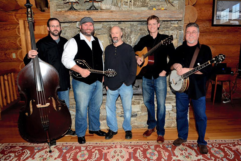 Bluegrass & BBQ bonanza in March!