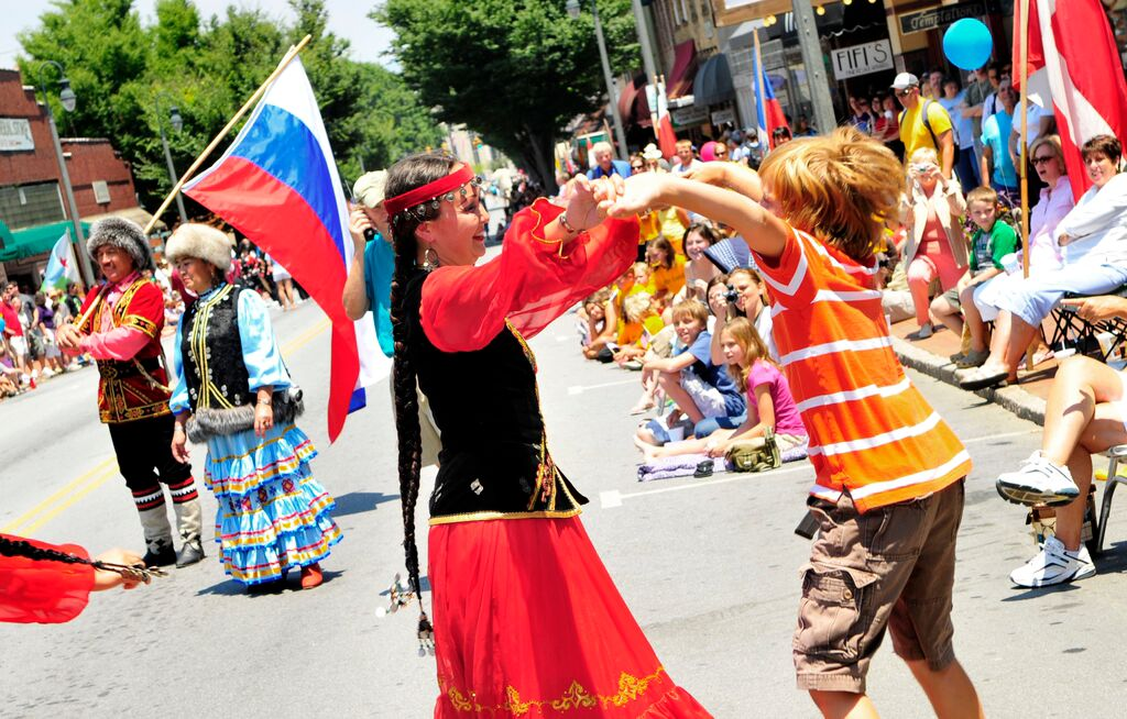 Many Cultures Carnival has a wish list – Folkmoot 2016