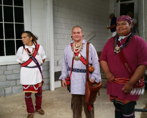 Folkmoot 2016: Tsalagi, the Cherokee People