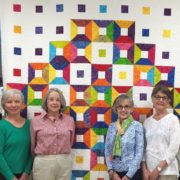 Quilt Art by the Shady Ladies