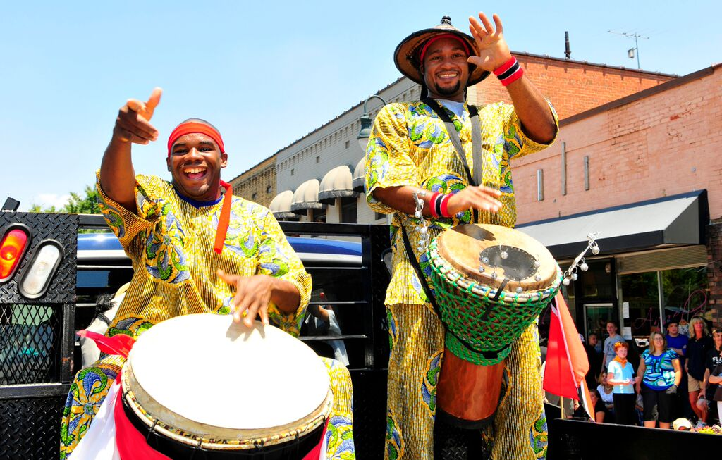 Folkmoot 2016 shows will kick the beat!