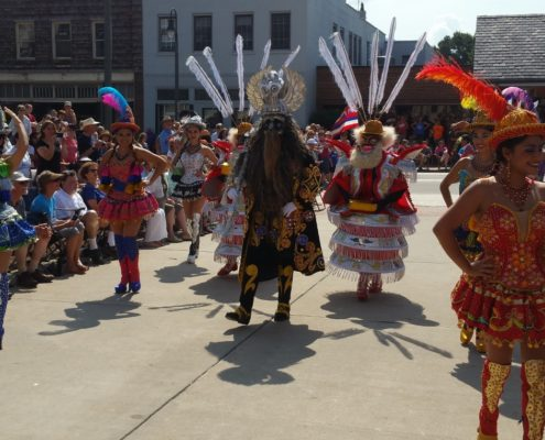 It's Cherokee Day on Tuesday for Folkmoot