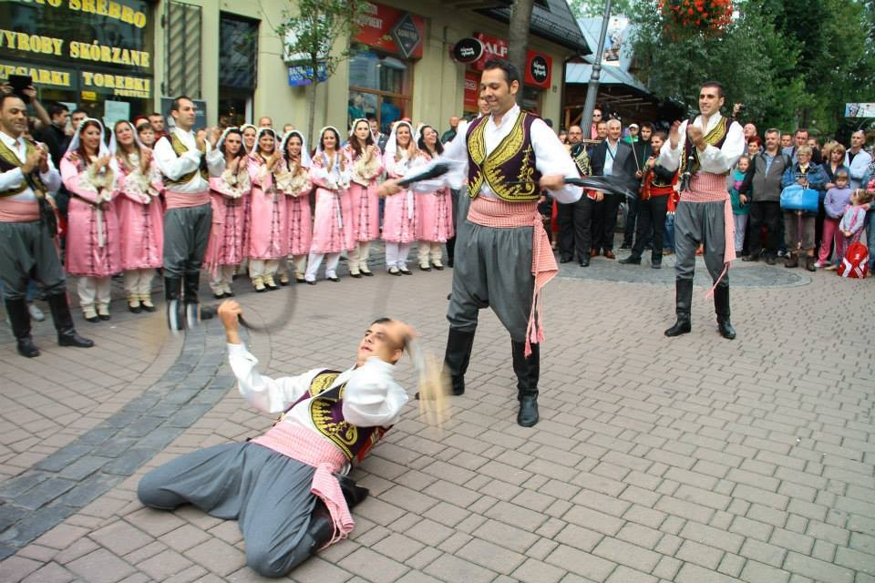 The dance, music and spirit of Cyprus
