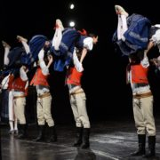 Be sure when Folkmoot Festival 2018 rolls around July 19-29 to Czech the box of the Folk Ensemble Kašava - yes, of the Czech Republic!