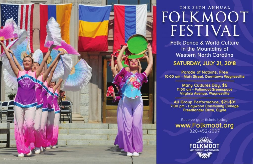 Folkmoot 2018 Archives - Page 3 of 6 - Folkmoot USA