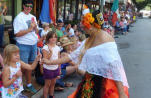 Applications are open now for vendors who want to be part of Folkmoot 2018