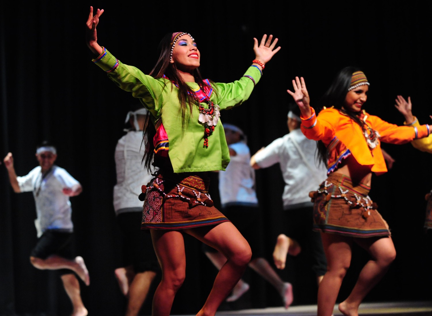 Folkmoot welcomes two new board members