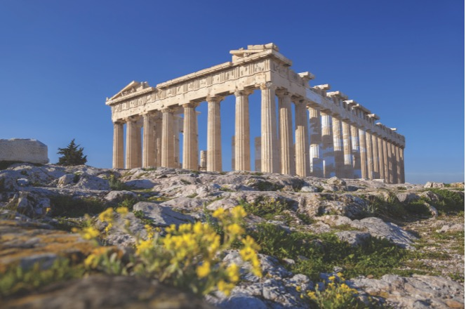 Join Folkmoot For A Trip To Greece