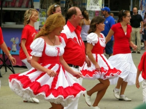 Folkmoot and so much more in these beautiful Smoky Mountains!