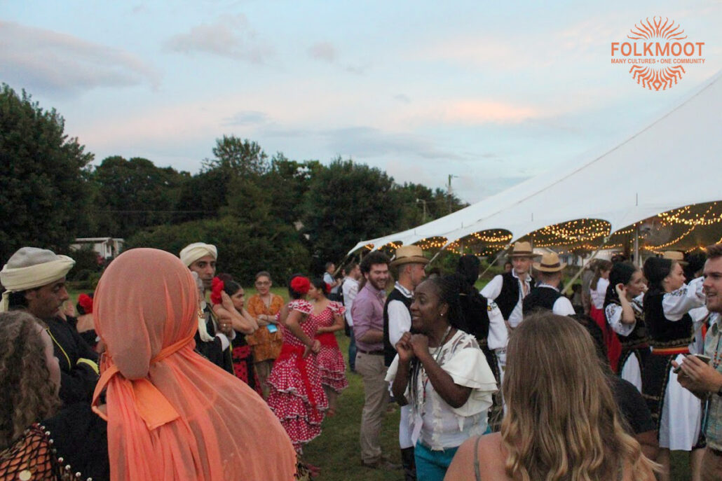 Folkmoot Gala Under the Stars 2019