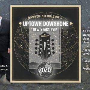 Darren Nicholson's Uptown Downhome New Years Eve at Folkmoot
